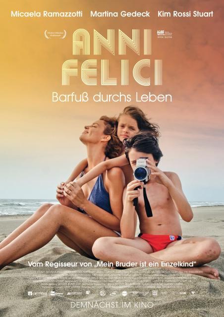 Filmbeschreibung zu Anni felici - Barfuß durchs Leben