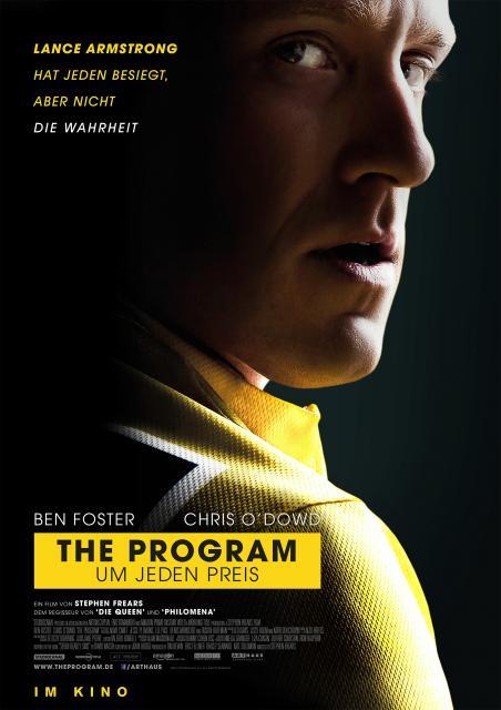 Filmbeschreibung zu The Program - Um jeden Preis