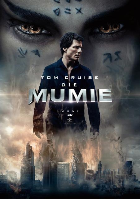 Platz 5 -  Die Mumie