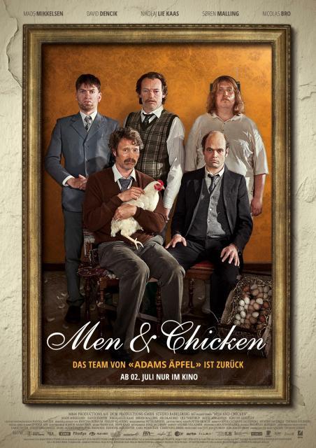 Filmbeschreibung zu Men & Chicken