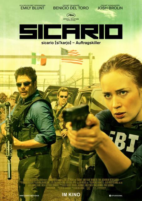 Filmbeschreibung zu Sicario