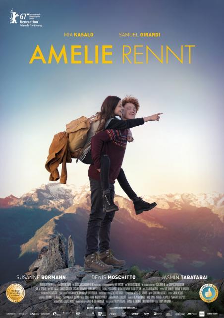 Filmbeschreibung zu Amelie rennt
