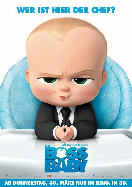Platz 8 -  The Boss Baby