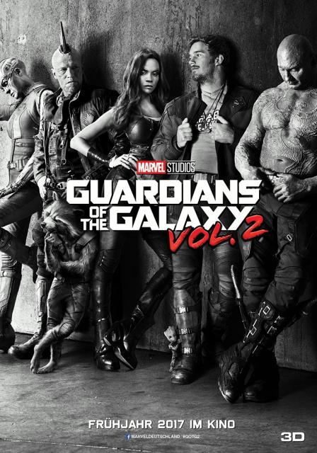 Platz 2 -  Guardians of the Galaxy Vol. 2