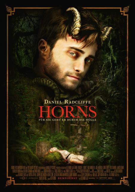 Filmbeschreibung zu Horns