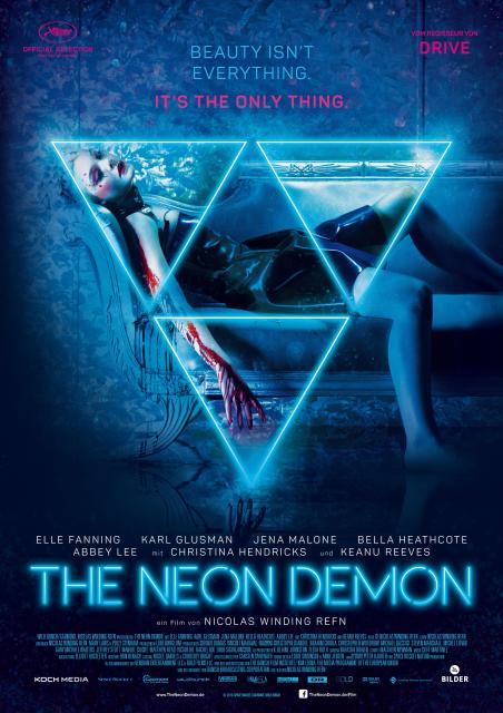 Filmbeschreibung zu The Neon Demon