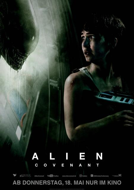 Platz 1 -  Alien: Covenant