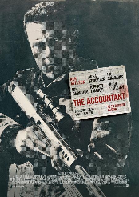Filmbeschreibung zu The Accountant
