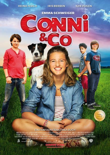 Filmbeschreibung zu Conni & Co