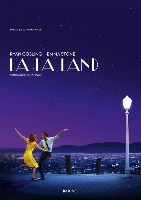 Platz 6 -  La La Land