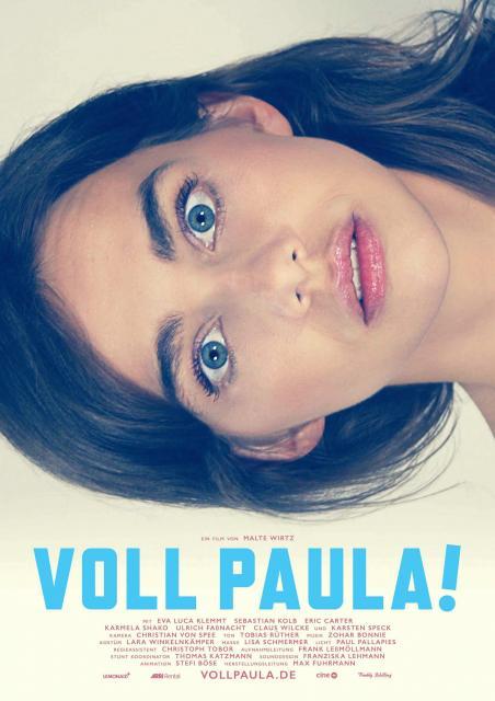 Filmbeschreibung zu Voll Paula!