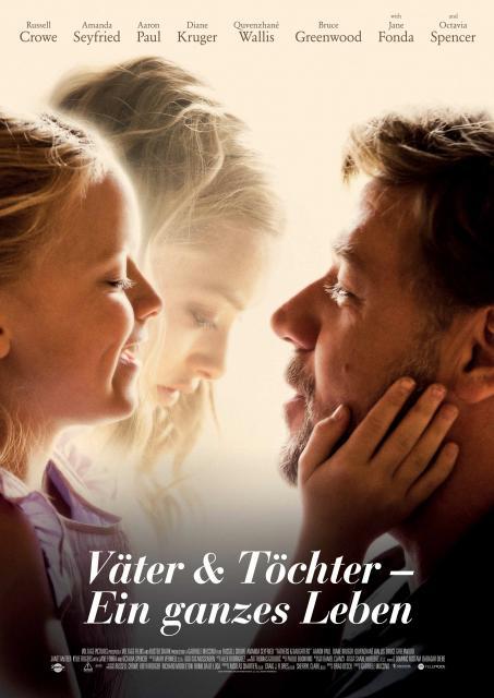 Filmbeschreibung zu Väter & Töchter - Ein ganzes Leben