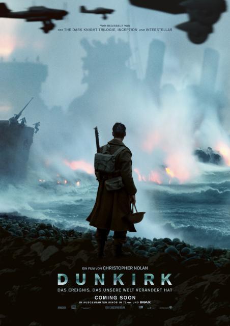 Platz 6 -  Dunkirk