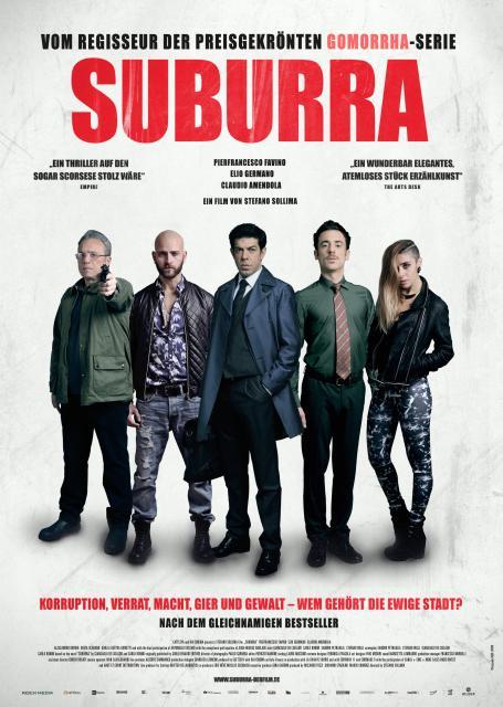 Filmbeschreibung zu Suburra
