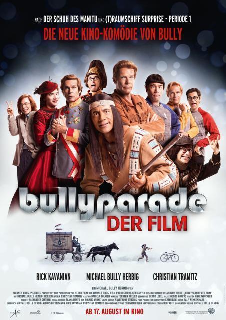 Platz 1 -  Bullyparade - Der Film