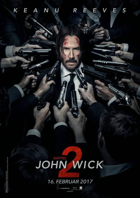 Platz 3 -  John Wick: Kapitel 2