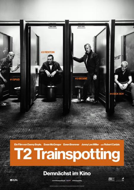 Platz 7 -  T2 Trainspotting