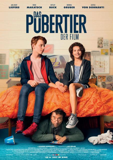 Platz 9 -  Das Pubertier - Der Film