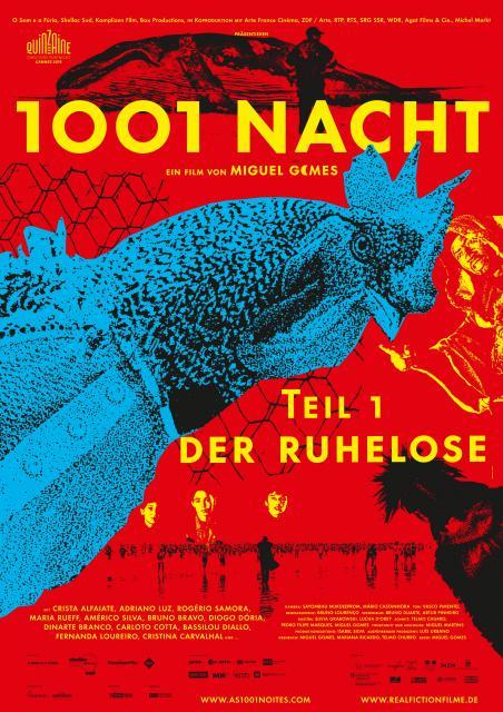 1001 Nacht, Teil 1: Der Ruhelose