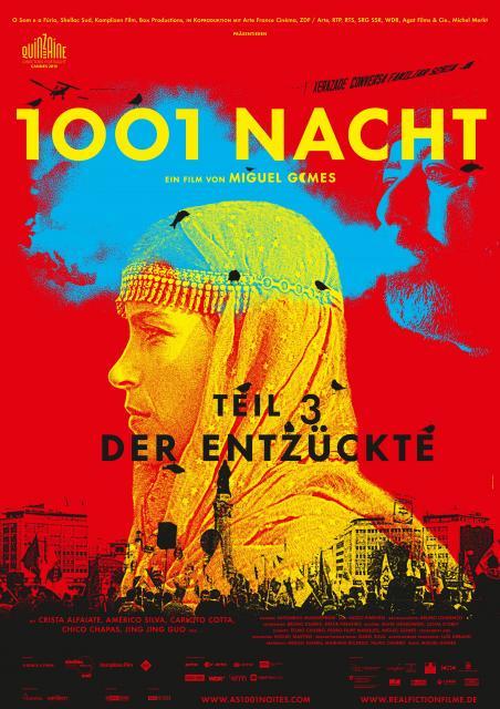 1001 Nacht, Teil 3: Der Entzückte