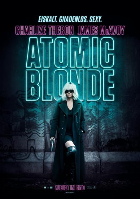 Platz 7 -  Atomic Blonde