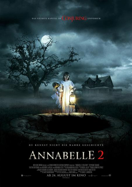 Platz 2 -  Annabelle 2