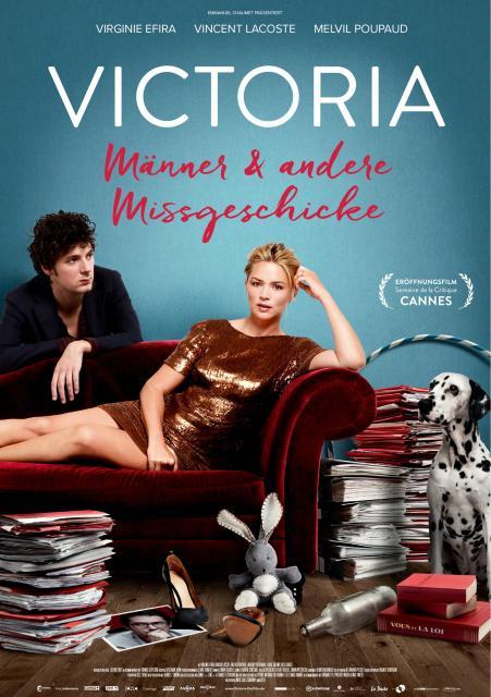 Filmbeschreibung zu Victoria - Männer & andere Missgeschicke