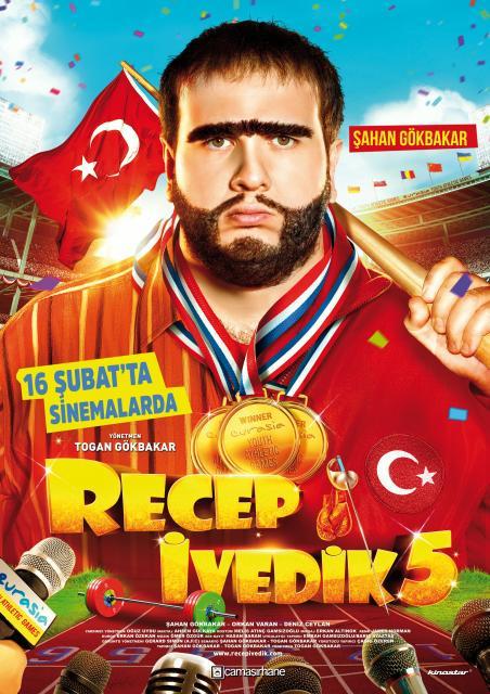 Platz 2 -  Recep Ivedik 5