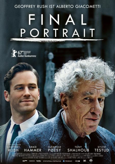 Filmbeschreibung zu Final Portrait