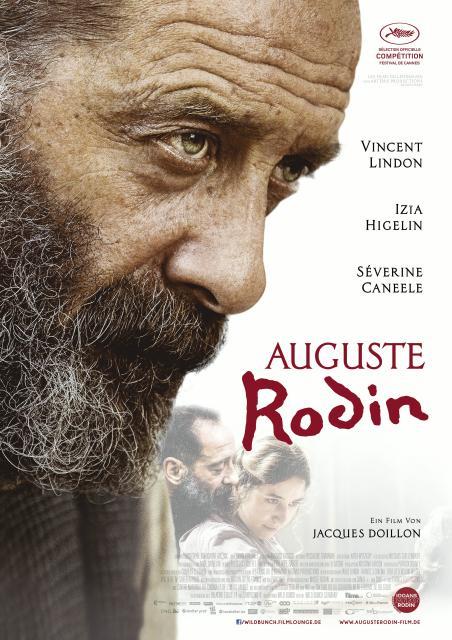 Filmbeschreibung zu Auguste Rodin
