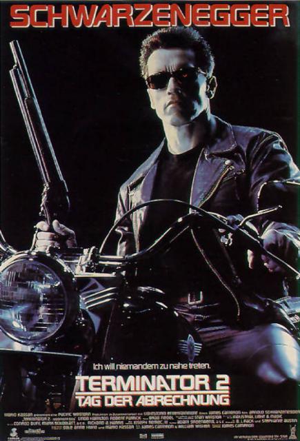 Filmbeschreibung zu Terminator 2 - Tag der Abrechnung