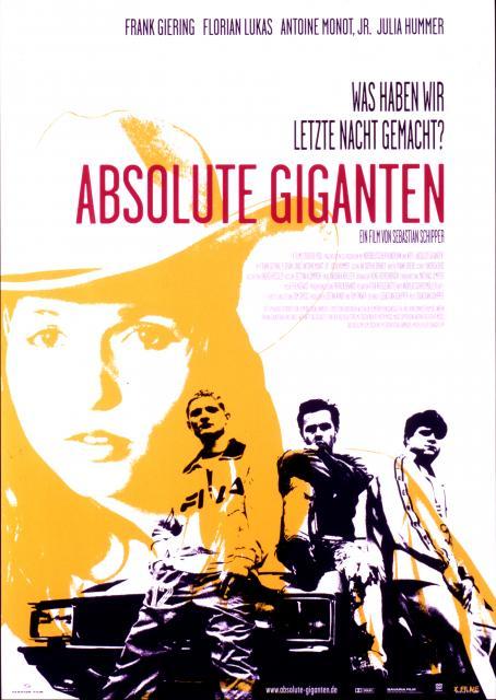 Filmbeschreibung zu Absolute Giganten
