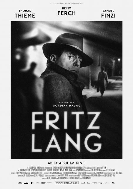 Filmbeschreibung zu Fritz Lang