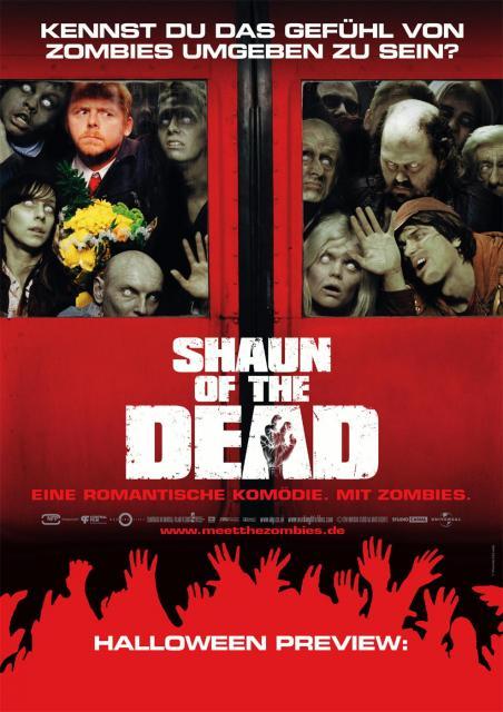 Filmbeschreibung zu Shaun of the Dead