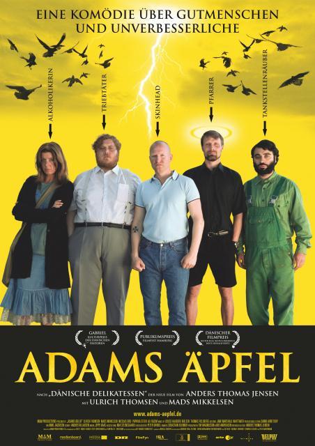 Filmbeschreibung zu Adams Äpfel
