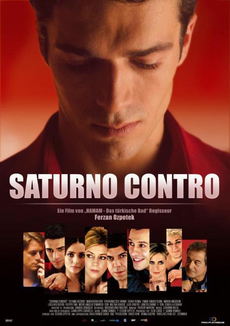 Filmbeschreibung zu Saturno contro